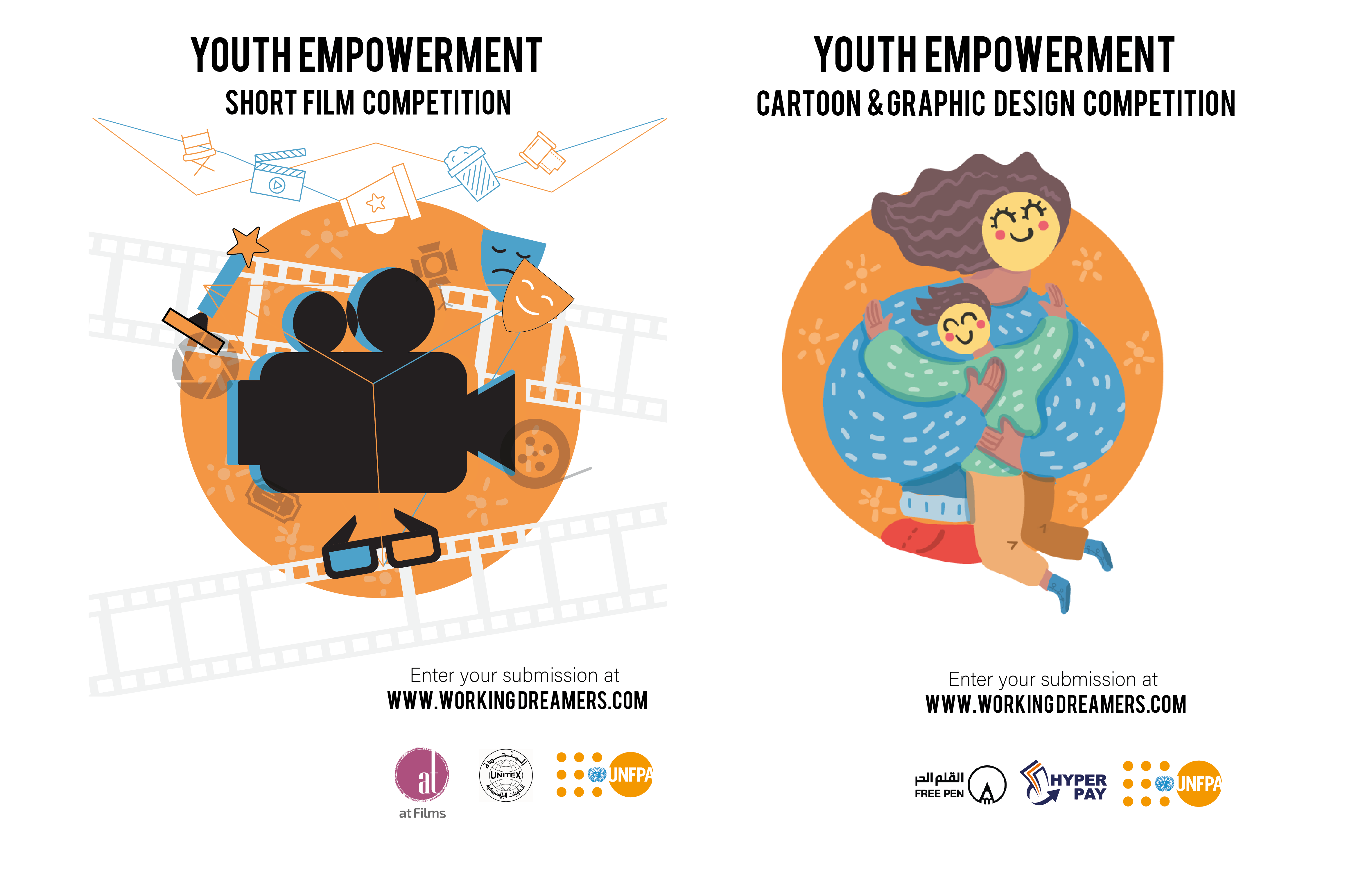 UNFPA Jordan | UNFPA and Seven Circles Launch Month-Long Youth