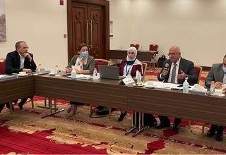 مراجعة تقرير عدالة النوع الاجتماعي والقانون في الأردن