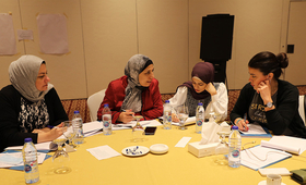 Funded by UNFPA, HPC Holds a Media Training Supporting Population and Development Issues