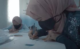 ميثاق الشباب في العمل الإنساني: قصص من مخيم الزعتري للاجئين السوريين-الأردن